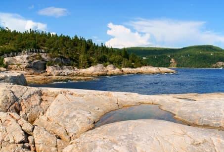 Du Saguenay à Charlevoix