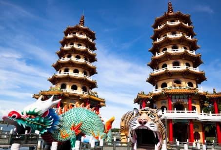 Taiwan, entre culture et nature