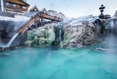 Au coeur des Alpes japonaises