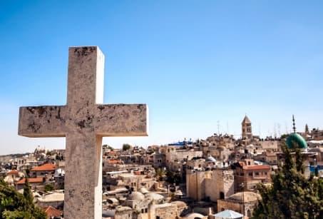 De Nazareth à Jérusalem, sur les routes de la Terre Sainte