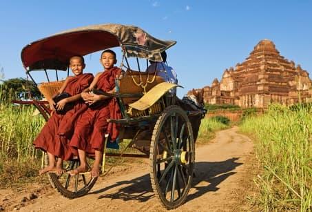 Mystérieuse Birmanie