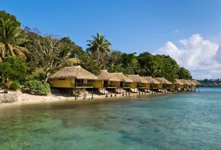 Volcans et lagons du Vanuatu