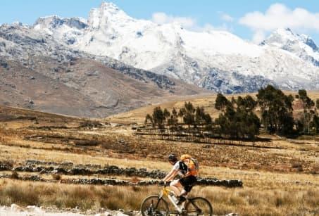 Equipée sportive au Pérou