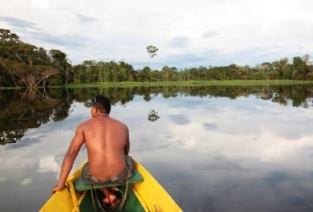 Extension : Croisière et rencontres en Amazonie bolivienne