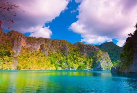 Les Philippines entre terre, ciel et mer
