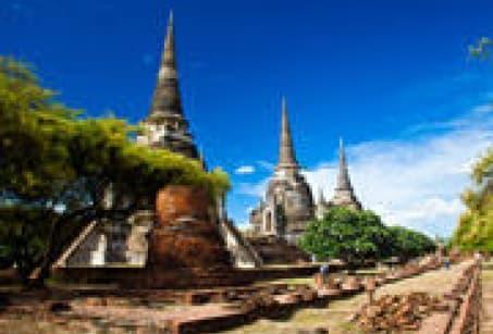 Combiné Thaïlande / Cambodge : Chroniques de l'empire khmer