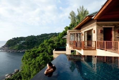 Ma Villa sur une île