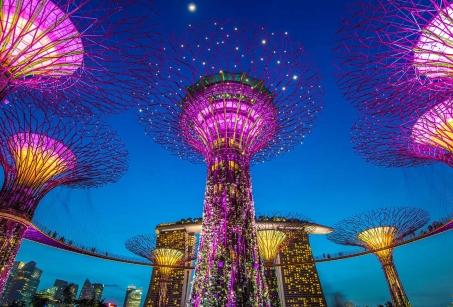 Extension – Singapour, cité cosmopolite