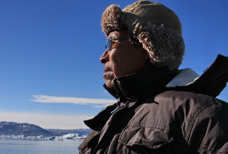 A l'Est : en territoire inuit