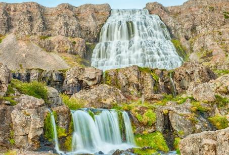 Magie des fjords de l'Ouest Islandais