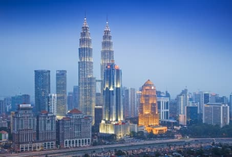 Kuala Lumpur and Langkawi – From Emerald to Sky-Blue