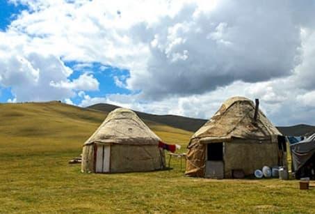 De l'Ouzbékistan au Kirghizstan, sur les traces des nomades