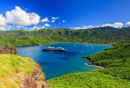 Iles Marquises, un paradis au bout du monde