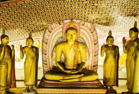 Ma famille au Sri Lanka