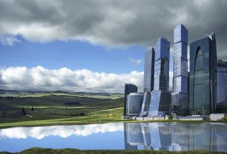 Balade princière dans la campagne moscovite