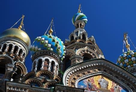 De Saint Pétersbourg à Stockholm, aux confins de l'Europe