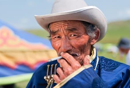 Découverte de la Mongolie