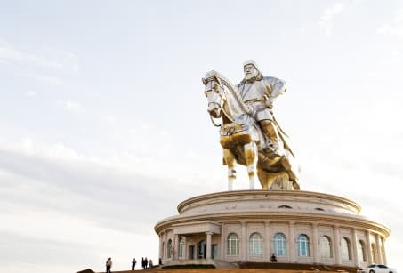 Echappées sur les traces de Gengis Khan