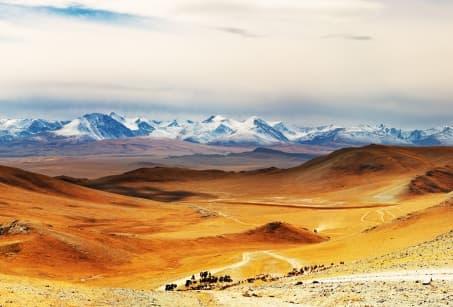 Fabuleux désert de Gobi