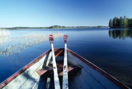 Finlande aux mille lacs...