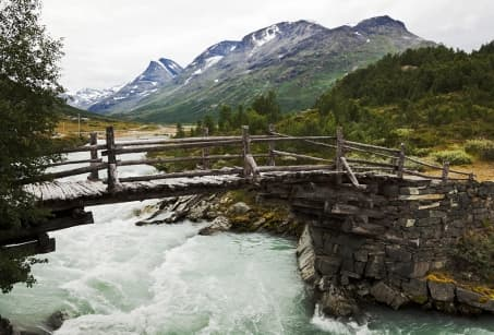 Intense Norvège