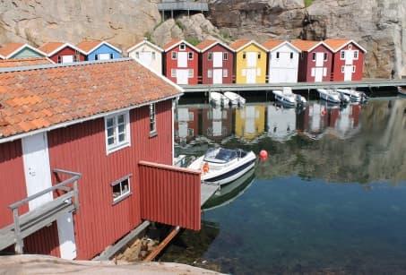 La Suède, beauté sauvage