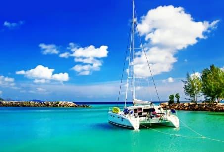 Les Seychelles en catamaran