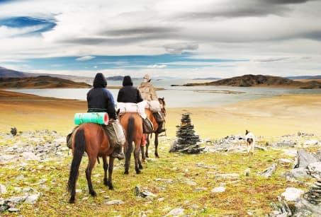 L'essentiel de la Mongolie à cheval
