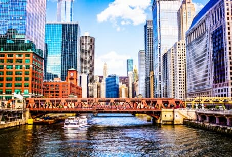 New York et Chicago en duo