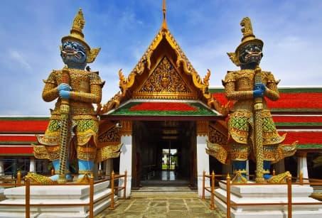La Thaïlande, de temples en villages