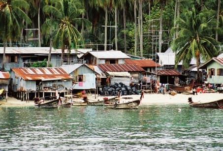 La Thaïlande équitable : chez l'habitant !
