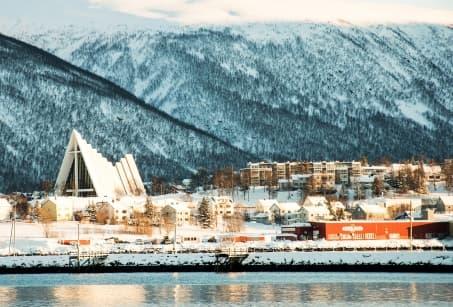 Tromso, 69° Nord !