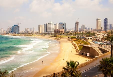 Un week-end à Tel Aviv