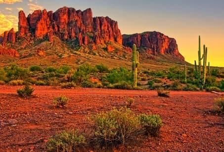 Nouveau Mexique, sur les traces des Indiens d'Amérique