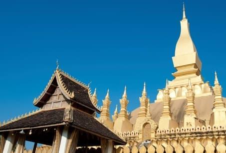 Vientiane & Luang Prabang : Duo de capitales