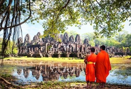 Extension : Les merveilles d'Angkor