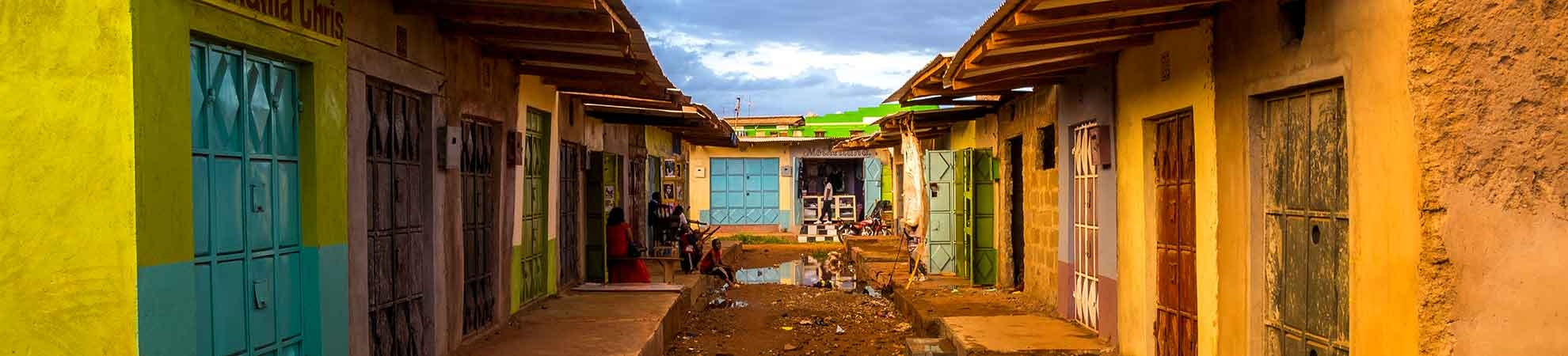 Nos Différences en Afrique