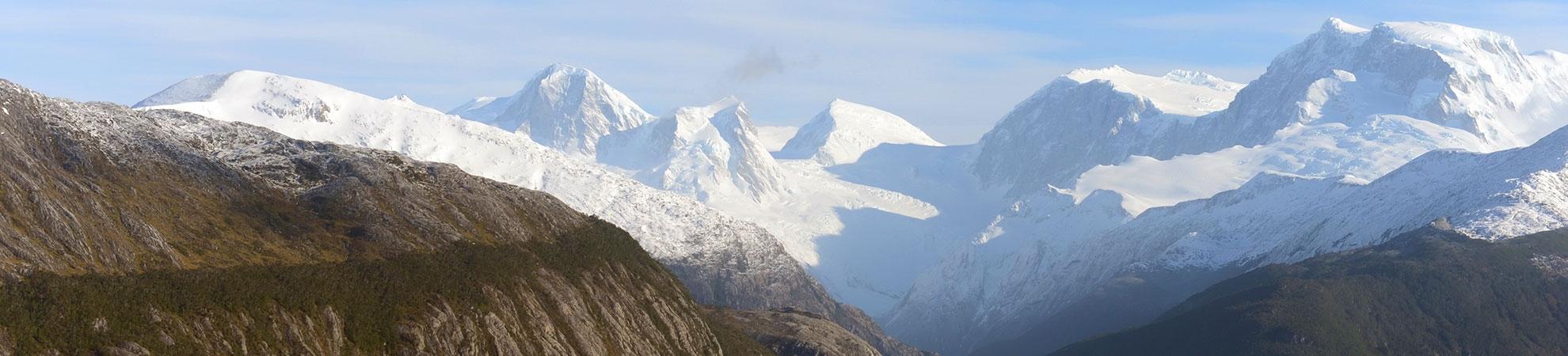 Voyage Glacier Pia