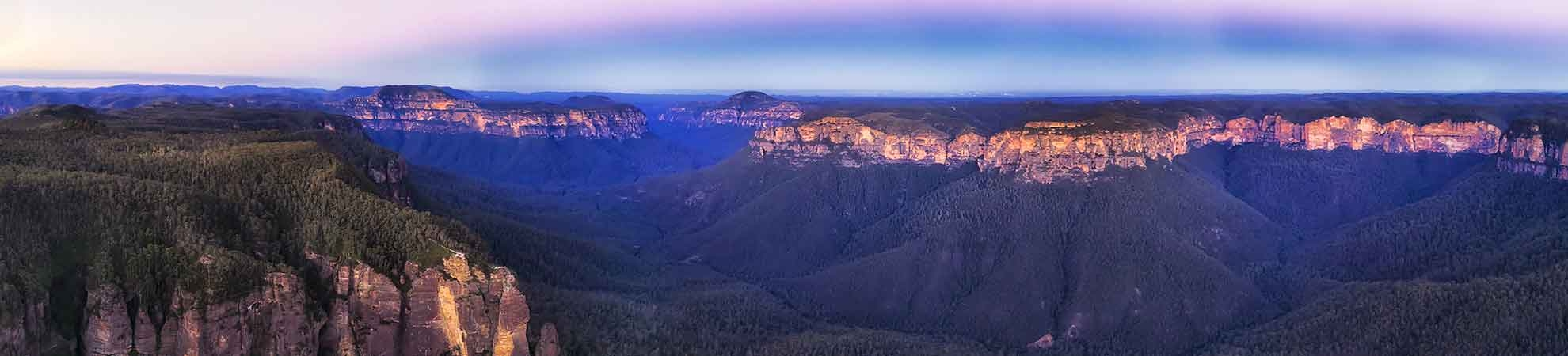 Voyage Blue Mountains