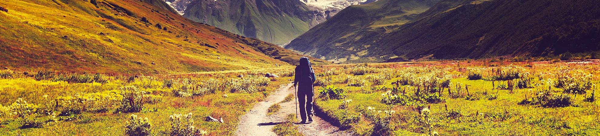 Toutes nos activités Trekking