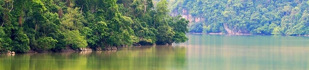 Voyage Parc national de Ba Be
