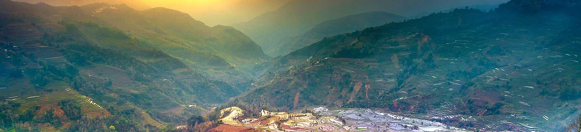Voyage Yuanyang