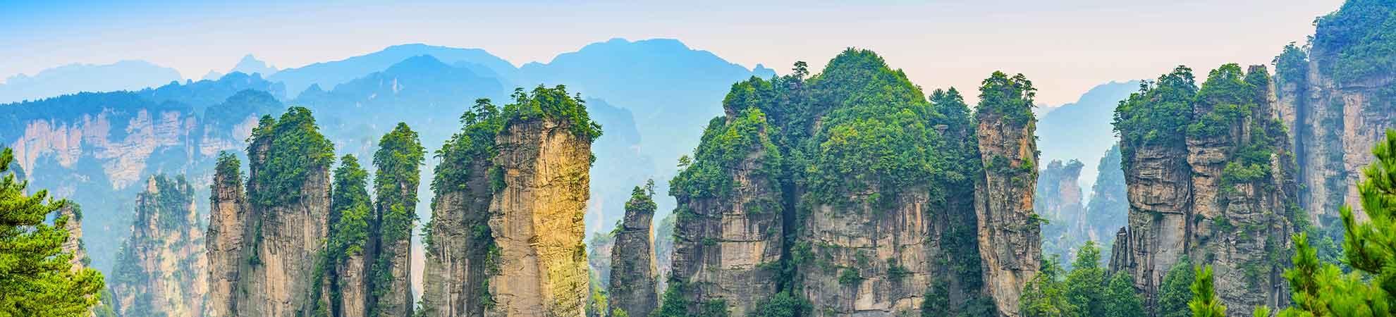 Voyage Zhangjiajie