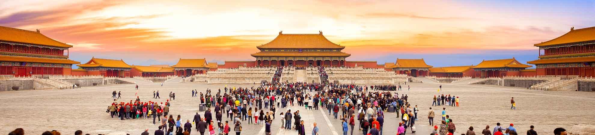 Toutes nos activités en Chine