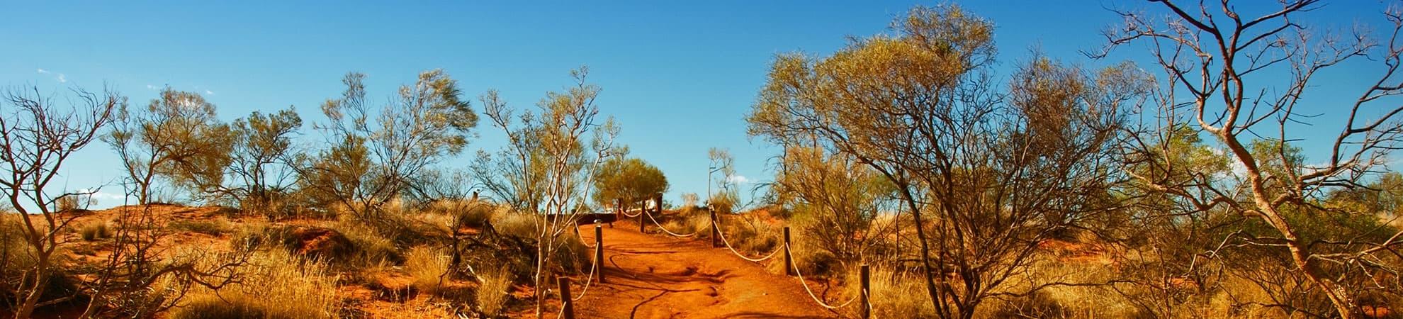 Voyage L'outback Australien