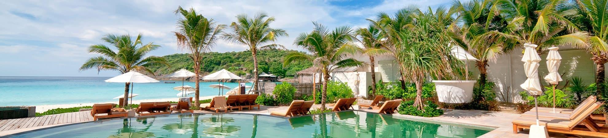 Hôtels Bali 4 étoiles