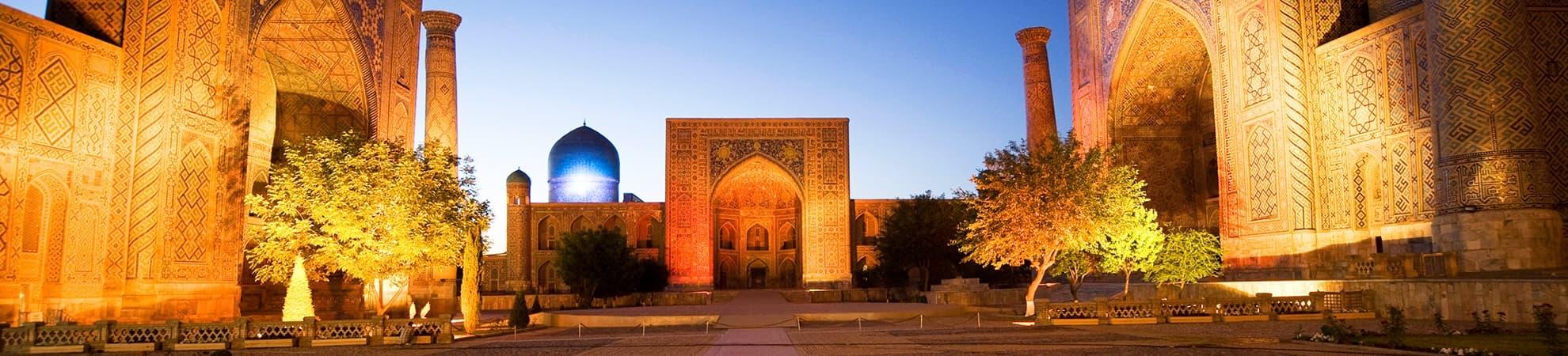 Nos circuits en Asie Centrale