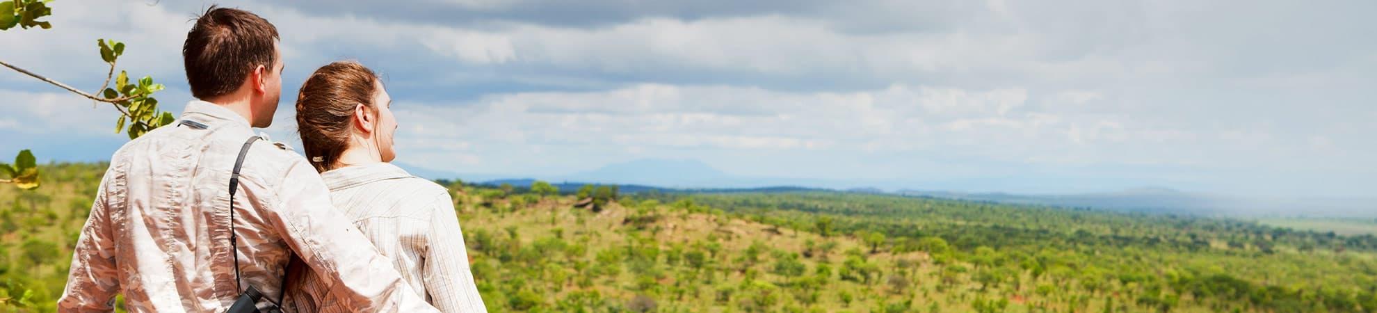 Voyage de noces en Afrique