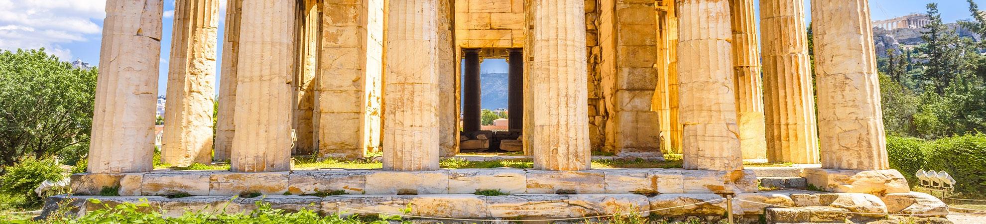 Voyage Athènes