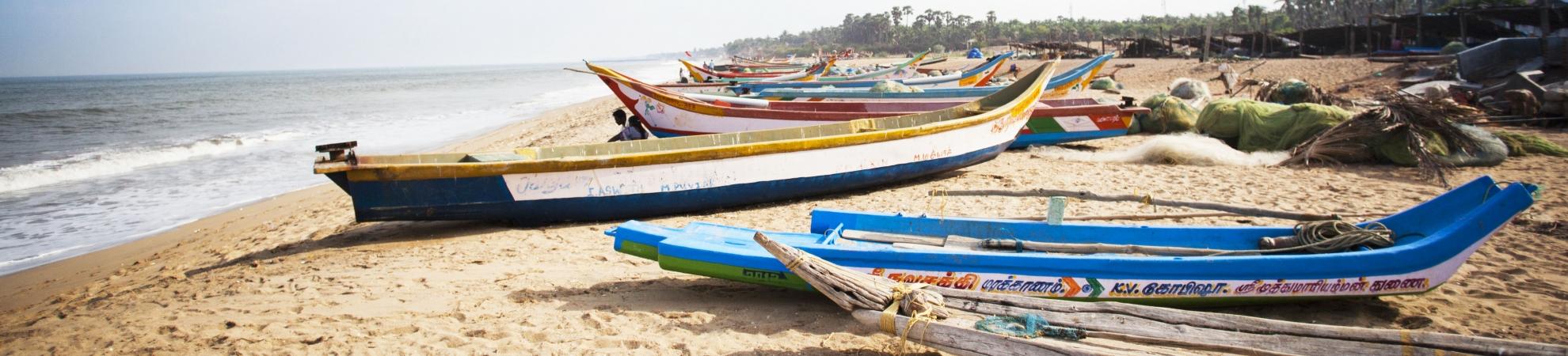 Voyage Pondichéry